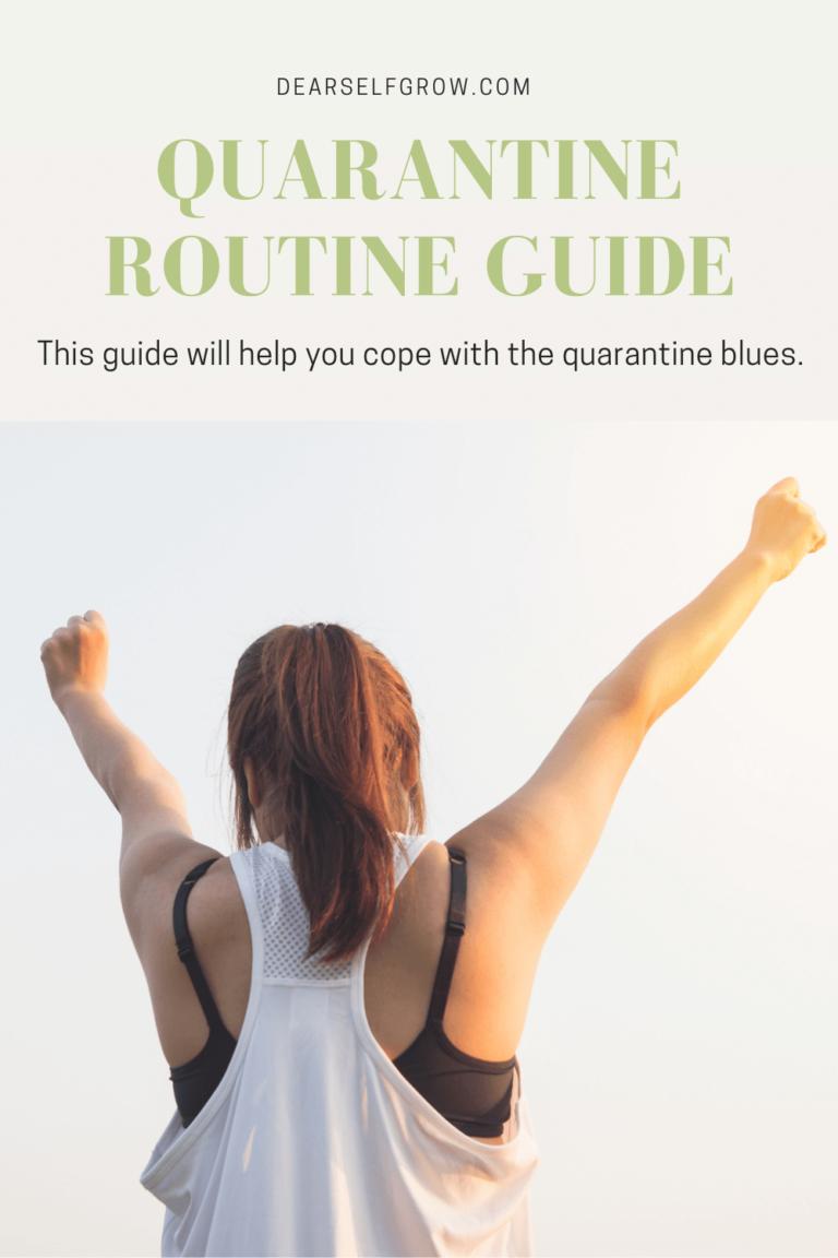 Pin_Quarantine Routine Guide