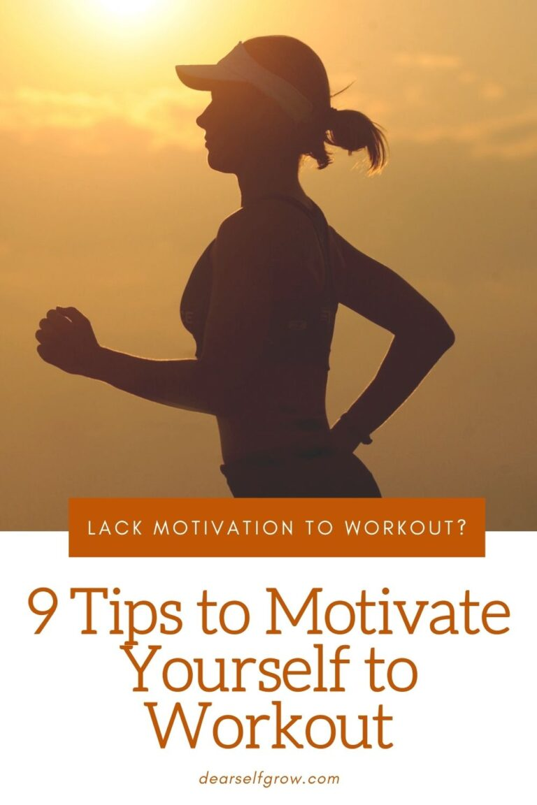 Pin for Lack of motivation to exercise