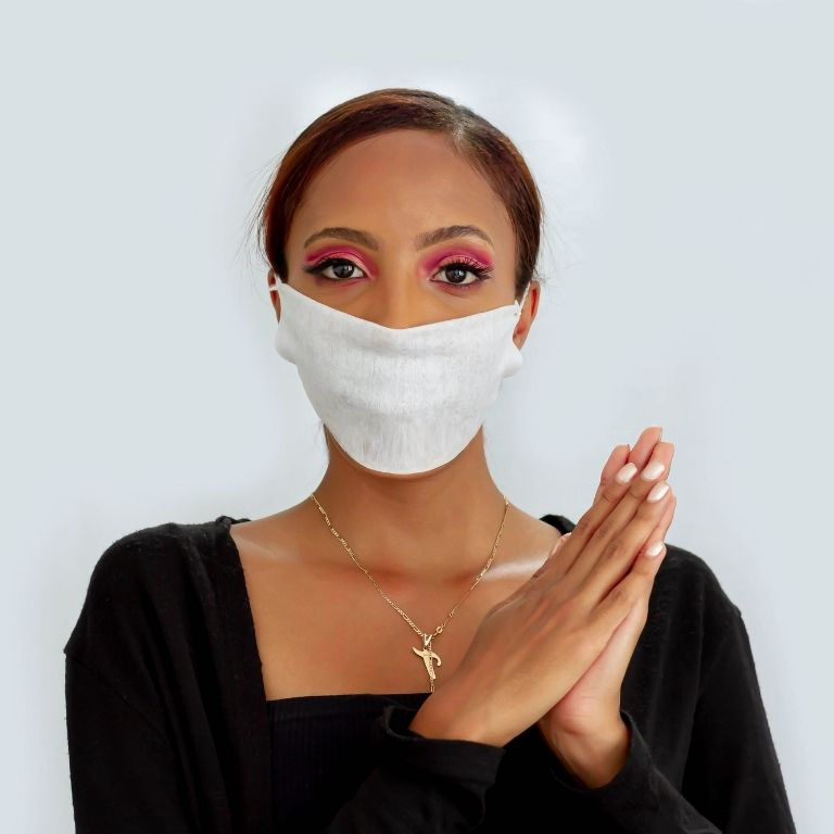 wear mask and wash hands